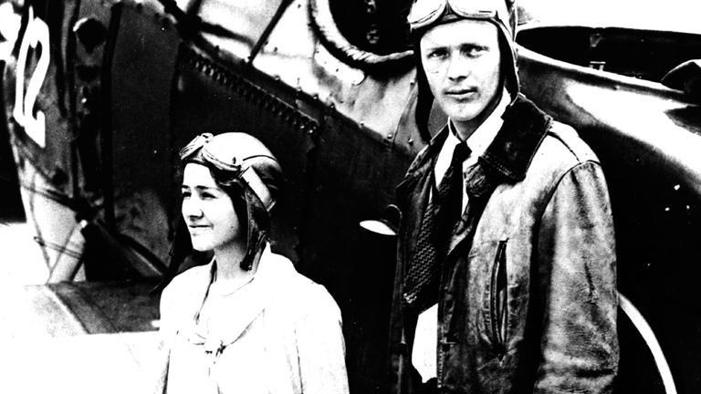 Anne e Charles Lindbergh